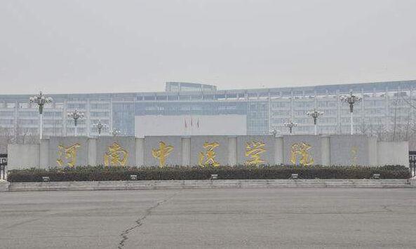 河南中医学院大门
